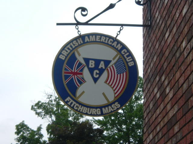 I was telling the truth about the British-American Club in Fitchburg