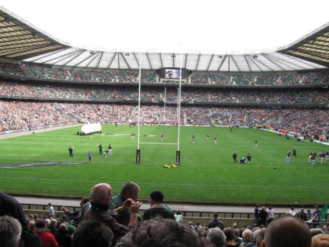 Inside Twickenham to see the Premiership Final
