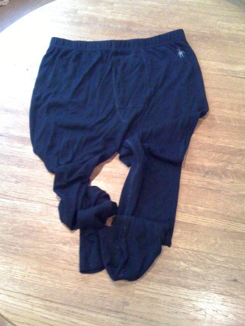 Old Fashioned Wool Underwear